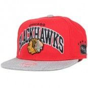 Mitchell & Ness - Chicago Blackhawks Forward Line Snapback