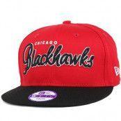 New Era - Kids Chicago Blackhawks NHL Wordmark 9Fifty Snapback