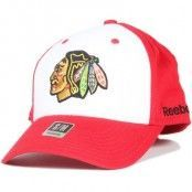 Reebok - Chicago Blackhawks Basic League Flexfit (S/M)