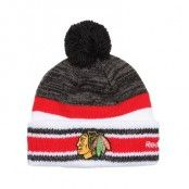 Reebok - Chicago Blackhawks Center Ice Cuff Pom