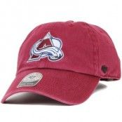 47 Brand - Colorado Avalanche Clean Up Adjustable Burgundy