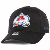 Kepsar Colorado Avalanche BL Black Flexfit - Reebok