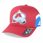 Keps Colorado Avalanche Draft Structured Burgundy Flexfit - Adidas