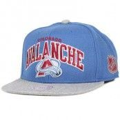 Mitchell & Ness - Colorado Avalanche Forward Line Snapback