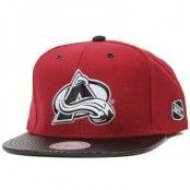 Mitchell & Ness - Colorado Avalanche Speedway Snapback