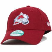 Keps Colorado Avalanche The League Team 940 Adjustable - New Era - Röd Reglerbar