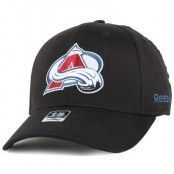 Keps Colorado Avalanche BL Black Flexfit - Reebok