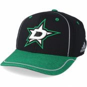 Keps Dallas Stars Alpha Black/Green Flexfit - Adidas - Svart Flexfit
