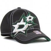 Reebok - Dallas Stars Draft Spin Flexfit Black (S/M)