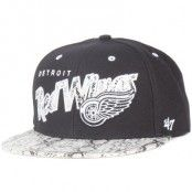 47 Brand - Detroit Red Wings King Cobra Snapback