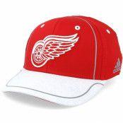 Keps Detroit Red Wings Alpha Red/Grey Flexfit - Adidas - Röd Flexfit
