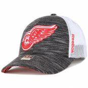 Keps Detroit Red Wings Pop Logo Trucker - Reebok - Grå Trucker