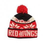 Reebok - Detroit Red Wings Faceoff Cuffed Pom