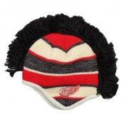 Mössa Detroit Red Wings Faceoff Mohawk Knit - Reebok - Svart Tofs