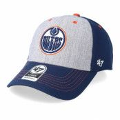 Keps Edmonton Oilers Formation 47 Mvp Grey/Navy/Orange Adjustable - 47 Brand - Blå Reglerbar