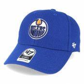 Keps Edmonton Oilers Mvp Blue Adjustable - 47 Brand - Blå Reglerbar