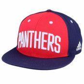 Keps Florida Panthers Flat Brim Red/Navy Snapback - Adidas - Röd Snapback