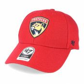 Keps Florida Panthers Mvp Red Adjustable - 47 Brand - Röd Reglerbar