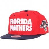 Mitchell & Ness - Florida Panthers Score Snapback