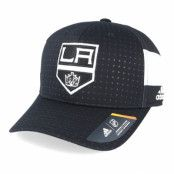 Keps Los Angeles Kings Draft Structured Black Flexfit - Adidas