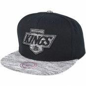 Keps Los Angeles Kings Motion Black Snapback - Mitchell & Ness - Svart Snapback