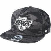 Keps Los Angeles Kings Tonal Camo Charcoal Snapback - 47 Brand - Grå Snapback