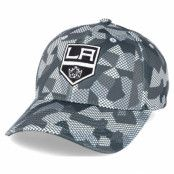 Keps Los Angeles Kings Carbon Camo Slouch Flexfit - Mitchell & Ness