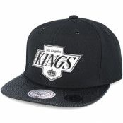 Keps Los Angeles kings Ultimate Black Snapback - Mitchell & Ness