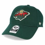 Keps Minnesota Wild Mvp Green Adjustable - 47 Brand