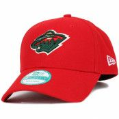 Keps Minnesota Wild The League Team 940 Adjustable - New Era - Röd Reglerbar