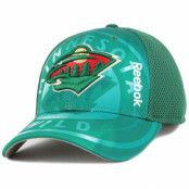 Keps Minnesota Wild 2nd Season 2016 Adjustable - Reebok - Grön Reglerbar