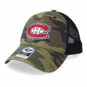 Keps Montreal Canadiens 47 Mvp Camo/Black Trucker - 47 Brand - Camo Trucker