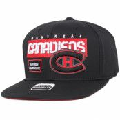 Keps Montreal Canadiens Cool N Dry Snapback - Reebok - Svart Snapback