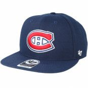 Keps Montreal Canadiens Sure Shot Light Navy Snapback - 47 Brand - Blå Snapback