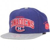 Mitchell & Ness - Montreal Canadiens Line Snapback
