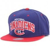 Mitchell & Ness - Montreal Canadiens Team Arch Snapback