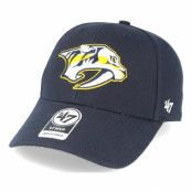 Kepsar Nashville Predators Mvp Navy Adjustable - 47 Brand
