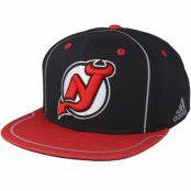 Keps New Jersey Devils Bravo Black/Red Snapback - Adidas - Svart Snapback