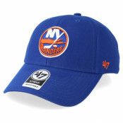 Keps New York Islanders MVP Wool Royal Adjustable - 47 Brand - Blå Reglerbar