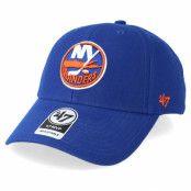 Keps New York Islanders MVP Wool Royal Adjustable - 47 Brand - Blå Reglerbar