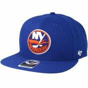 Keps New York Islanders Sure Shot Royal Snapback - 47 Brand - Blå Snapback