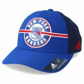Keps New York Rangers Strucured Blue/Navy Adjustable - Adidas