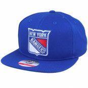 Keps Kids New York Rangers Solid Blue Snapback - Outerstuff - Blå Barnkeps