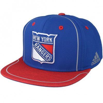 Keps New York Rangers Bravo Blue/red Snapback - Adidas - Blå Snapback