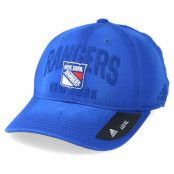 Keps New York Rangers Heavy Washed Cotton Blue Flexfit - Adidas