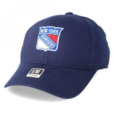 Keps New York Rangers BL Flexfit - Reebok - Blå Flexfit
