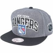 Kepsar New York Rangers G2 Team Arch Snapback - Mitchell & Ness