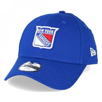 Keps Kids New York Rangers Kids League Basic Blue 9forty Adjustable - New Era - Blå Barnkeps