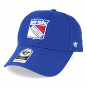 Keps New York Rangers Mvp Navy Adjustable - 47 Brand - Blå Reglerbar