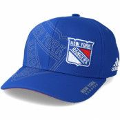 Kepsar New York Rangers Second Season Structured Blue Flexfit - Adidas
